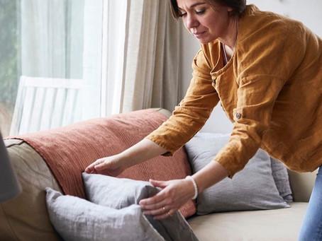 5 bonnes raisons d'avoir un plaid en lin chez soi