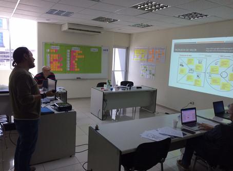 Primera promoción de facilitadores en innovación ha concluido su formación en Promesys Honduras