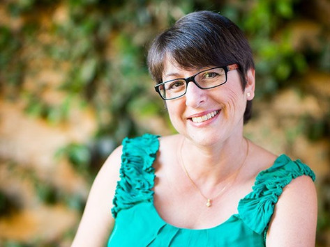 October 15th Author Stalker - Tania Blanchard!