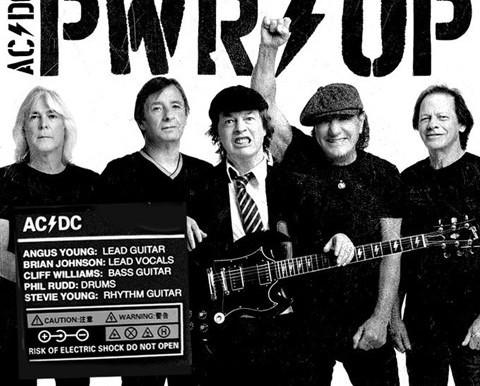 AC/DC de retour avec Power UP !