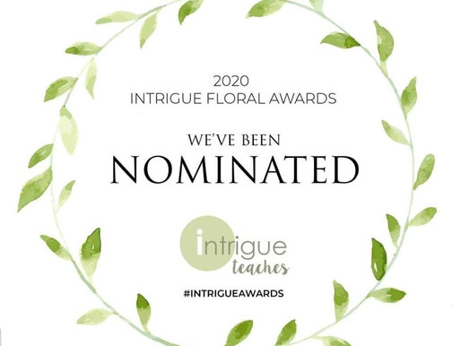 Vote for Alexandra Farms in the 2020 Intrigue Floral Awards