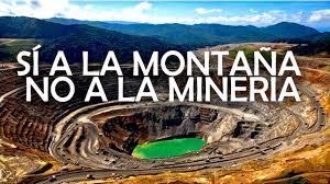Megaminería en Mendoza, Chubut, San Juan y el mundo entero