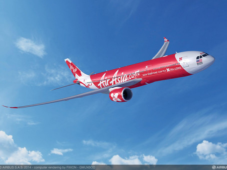 AirAsia relance ses vols domestiques en Asie