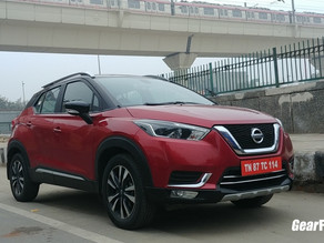 Nissan Kicks : A street-friendly SUV