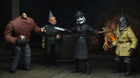 NECA Reveals Ultimate Edition 'Puppet Master' Action Figures!