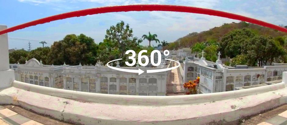 Tour Virtual Cementerio de Guayaquil