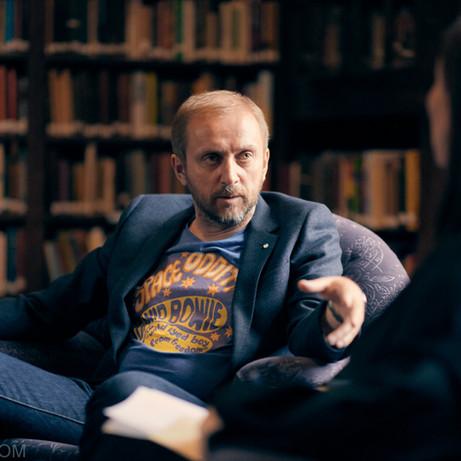 Faruk Šehić: Knjige su trajnije od ljudi