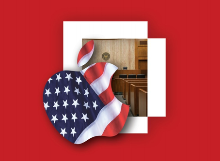 DL Seminar   US v Apple: Competition in America