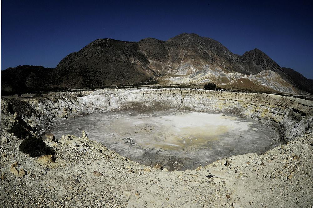 Nisyros Volcanic Island