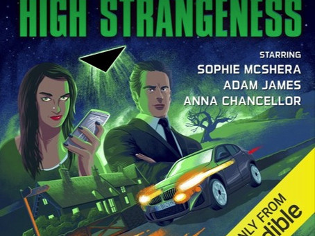 High Strangeness now on line