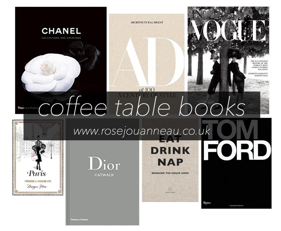 Coffee Table Books Top Picks