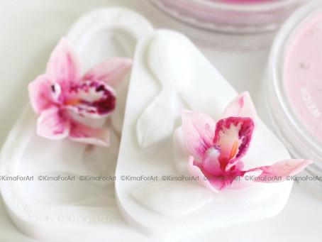Миниатюрная орхидея МК