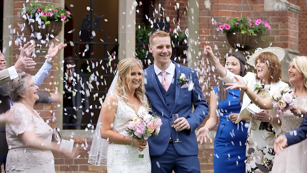Audleys Wood Wedding Videographers