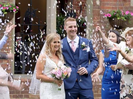 Audleys Wood Wedding Videographer | Basingstoke | W4 Wedding Films