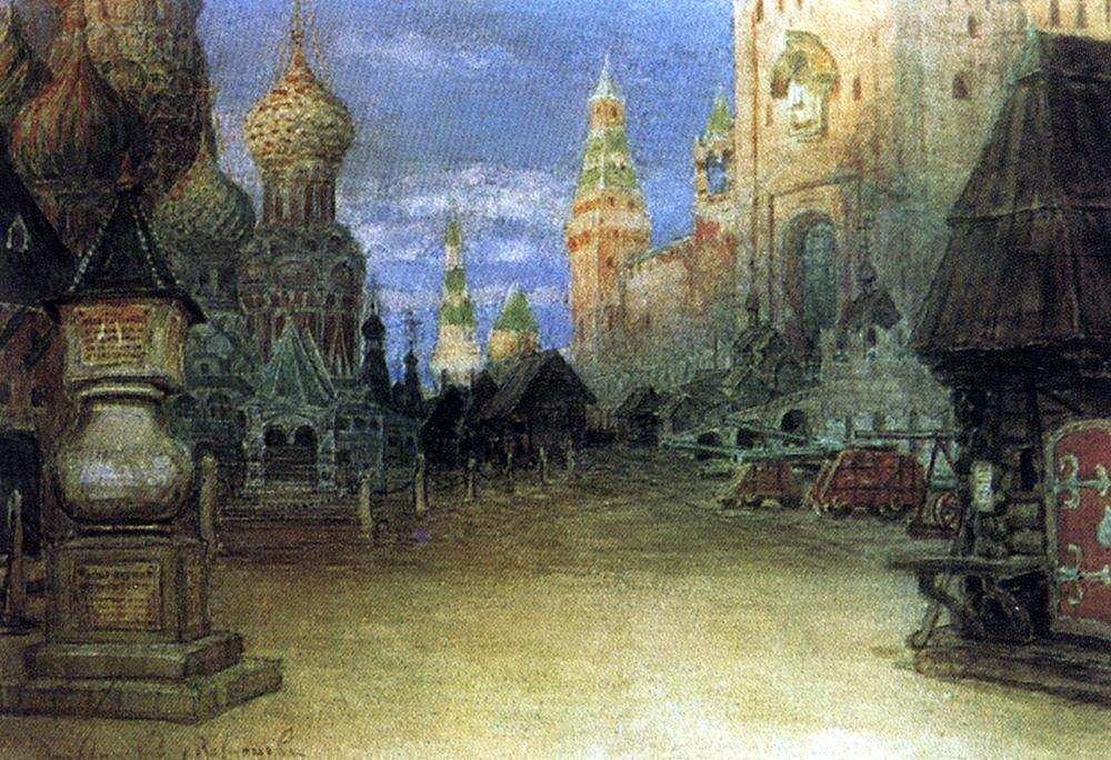 Красная площадь (1897 год)