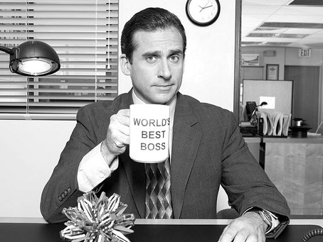 """Do you want your life to be better, worse, or to stay the same?"" Michael Scott"