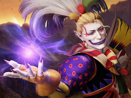 Commission: Kefka's Puppet