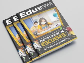 """Edu@news #158: """"Reapertura de las escuelas: dificultades y desafíos"""""""