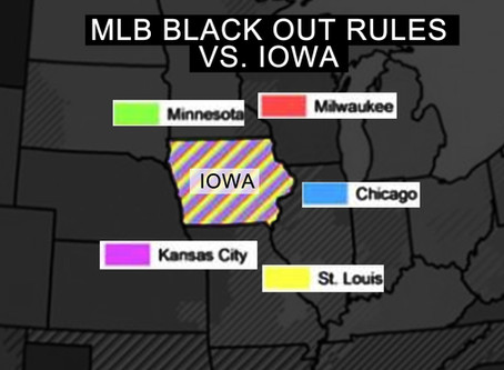 """If MLB is so concerned about """"fixing the game"""", they need to start with ending blackouts"""