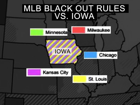 "If MLB is so concerned about ""fixing the game"", they need to start with ending blackouts"