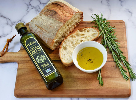 Bread and Olive Oil