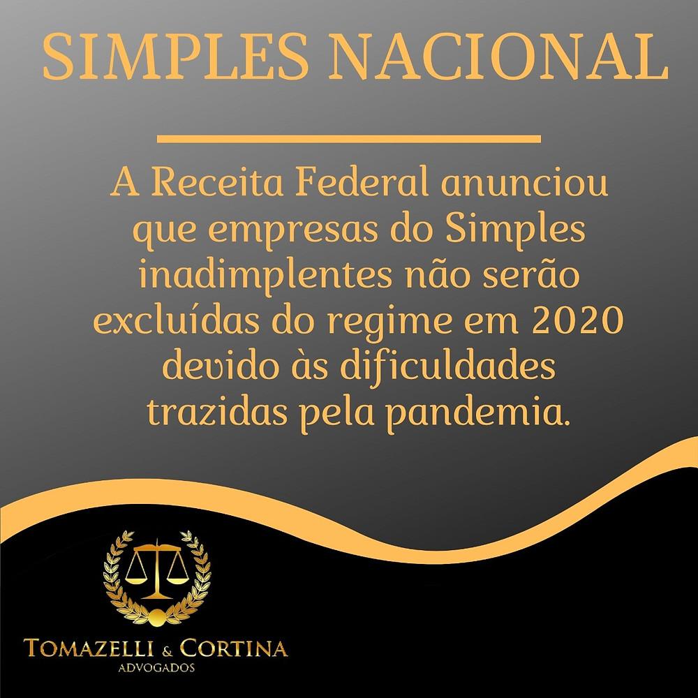 simples nacional receita federal pequenas empresas microempresas