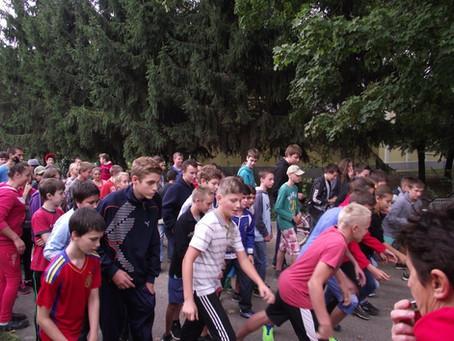 Magyar Diáksport Napja - Máté napi akadályverseny (2014.)