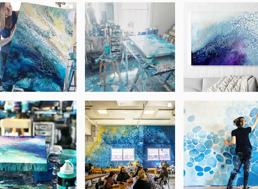 Marketing your art: a peek into April 2019's meeting panel