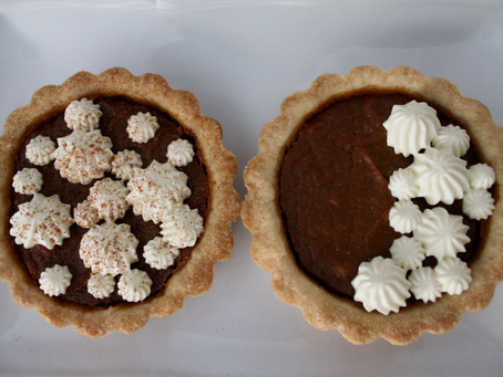 Pumpkin Spice - The Tale of Two Pies