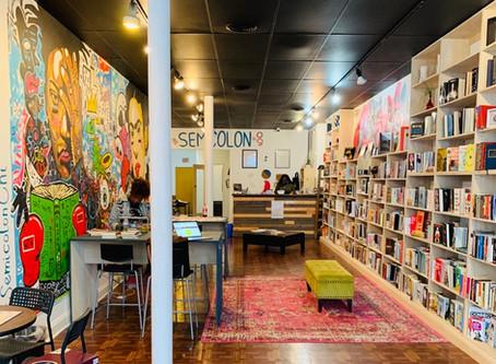 Spotlight | Semicolon Bookstore & Gallery