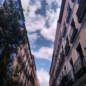 Madrid: Photo-essay - Above us only sky