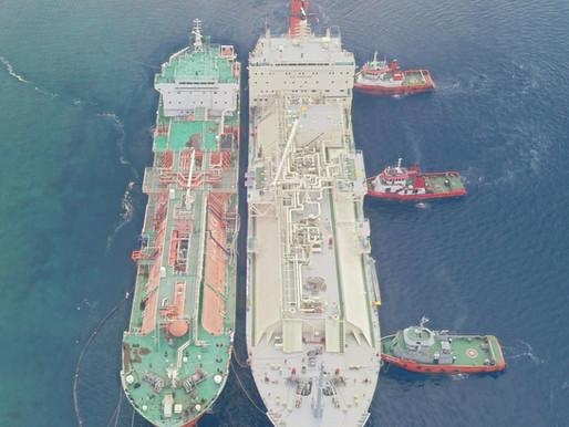 PT PEL Perluas Distribusi LNG ke Amurang