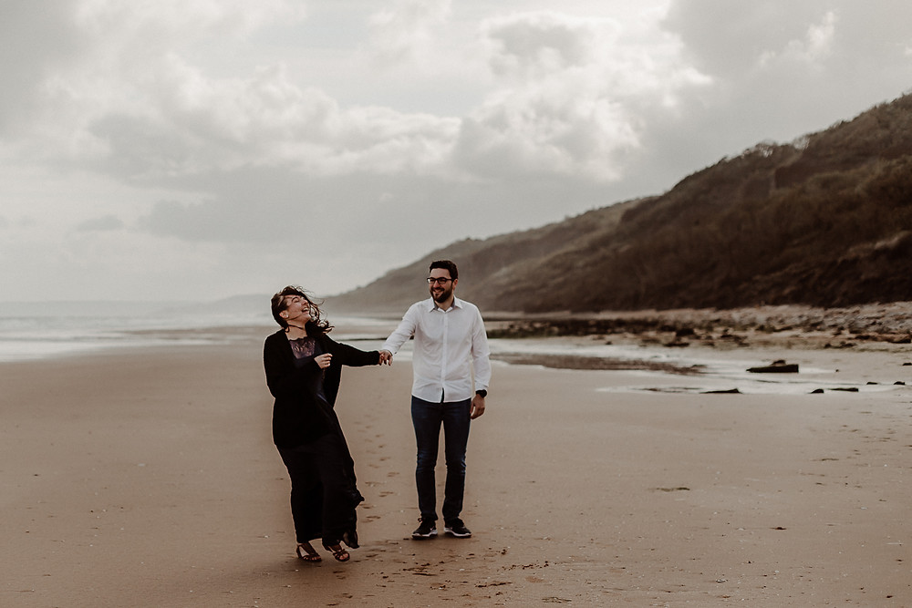 seance photo couple normandie
