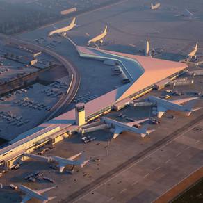 Upgrades To Chicago O'Hare's Terminal 5 Begin