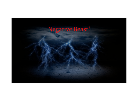How to protect yourself from the negativity beast.