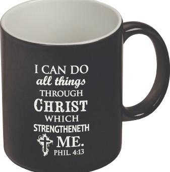 What's on your mug?