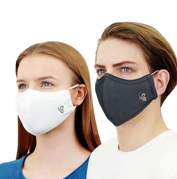 越南原裝口罩 4層防護病毒, 可使用並清洗30次, 高強力 防病毒 防飛沫 Bee.Safe Protective mask 1PC