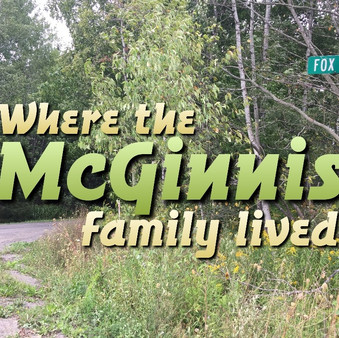 The Home of William McGinnis from 1860-1899 (video)