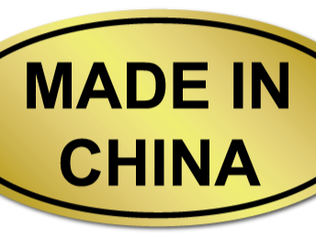 "No más ""Made in China"""