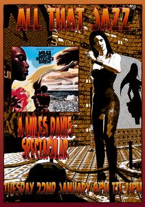 Crossfire Radio promo for a Miles Davis special