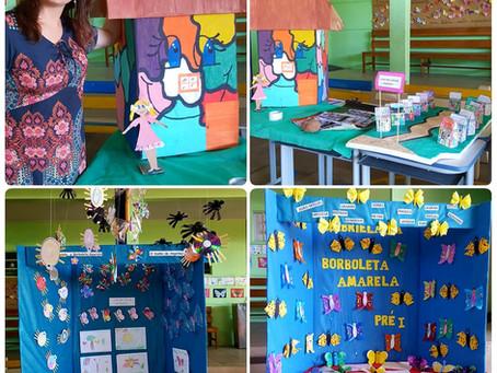 Momento Cultural na Escola Alencastro Guimarães