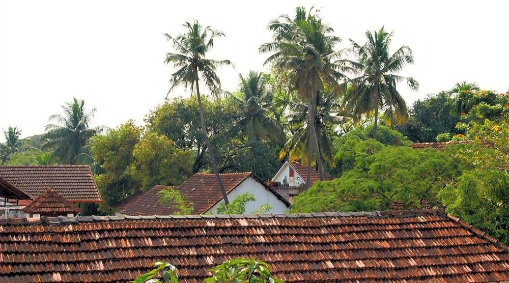 rues de Fort Cochin