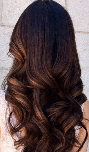 romantic curls hairstyle long for weddings