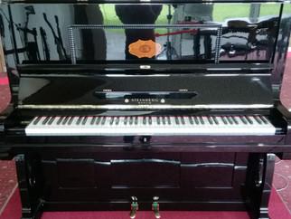 【《ピアノを聴く動画》使用ピアノ紹介】第23回スタインベルク・ベルリン アップライトピアノ