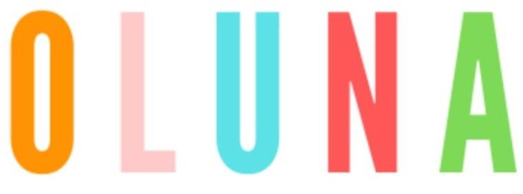 Oluna, Logo