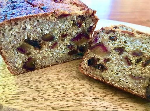 Glutenfreies Honig-Früchte-Brot