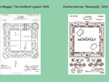 သင်သိပါသလား? Monopoly board game ကိုဘာကြောင့်တီထွင်လိုက်ပါသလဲ?