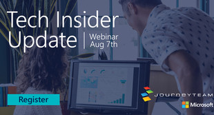 Aug 7 | TECH INSIDER UPDATE Webinar