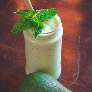 Creamy Vanilla Ice Cream Protein Shake