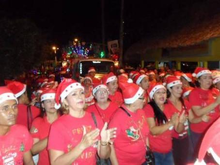 Mañana, toma navideña en San Juan Nepomuceno